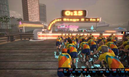 Tour de Londres, Tour de Zwift, courses: comment prendre un bon départ?