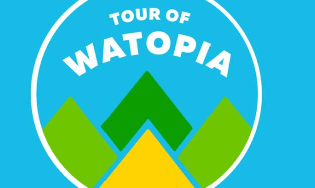 Tour de Watopia 2020: Etapes 1 à 3