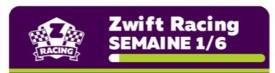 Plan d'entrainement 'Zwift Racing' (et pourquoi j'ai stoppé Xert)